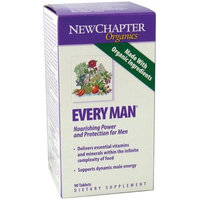 New Chapter Chapter Every Man Multivitamin, 24 Tablets