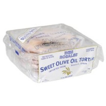 Ines Rosales Sweet Olive Oil Tortas 6.34 Ounces (Case of 10)
