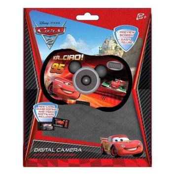 Sakar Disney VIV CARS 2 DIGITAL CAMERA - SAKAR INTERNATIONAL, INC.