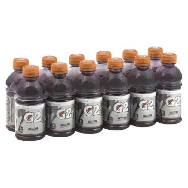 Gatorade G2 Grape Sports Drink 12 fl oz 12 pk
