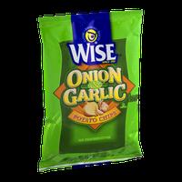 Wise Potato Chips Onion & Garlic