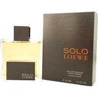 Solo Loewe By Loewe For Men Eau De Toilette Spray, 4.2-Ounces