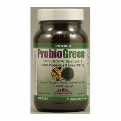 UAS Labs ProbioGreen Powder 2.5 oz