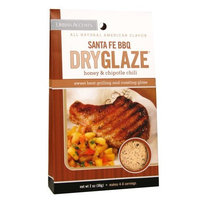 Urban Accents Santa Fe BBQ DryglazeTM, 2.0-Ounce Packages (Pack of 6)