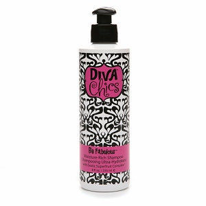 Diva Chics Be Fabulous Moisture Rich Shampoo