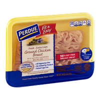 Perdue Fit & Easy Fresh Extra Lean Ground Chicken Breast