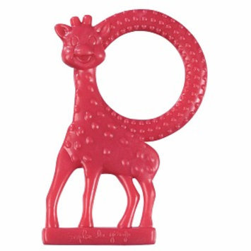 Vulli Sophie Giraffe Teether Ring