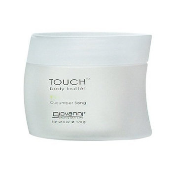 GIOVANNI Cucumber Song Touch Body Butter 6 oz