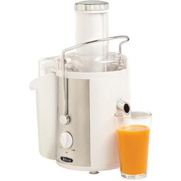 Bella 700 Watt Juice Extractor, White