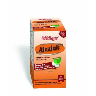 MEDIQUE 10113 Antacid, Chewable Tablet,420mg, PK500