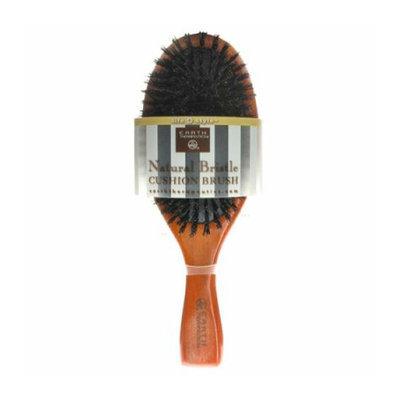 Earth Therapeutics Natural Bristle Cushion Brush 1 Brush