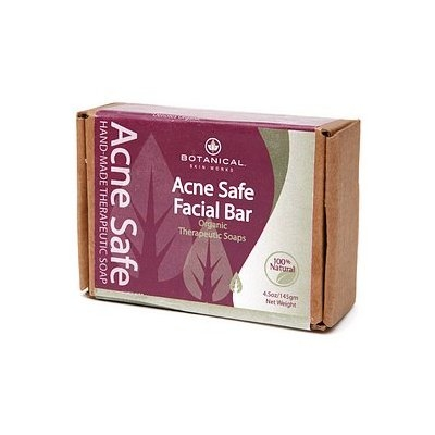 Botanical Skin Works Acne Safe Facial Bar
