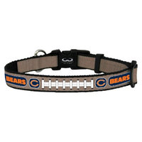 GameWear Chicago Bears Reflective Medium Football Collar