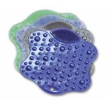 McNaughton 8130 Scalp & Body Brush- Clear Blue