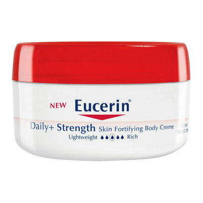 Eucerin Daily Plus Strength Skin Fortifying Body Creme