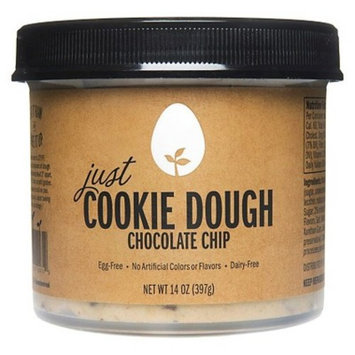 Just Cookie Dough Chocolate Chip 14 oz