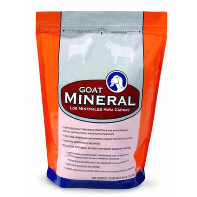 Manna Pro Goat Mineral 8 Pound - 00