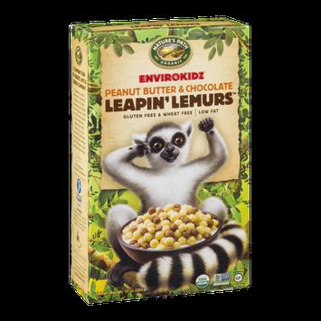 Envirokidz Leapin' Lemurs Cereal Peanut Butter & Chocolate