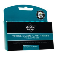 Studio 35 For Men 3-Blade Cartridges