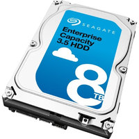 Seagate Enterprise Capacity 3.5 ST8000NM0075 8TB 7200 RPM 256MB Cache SAS 12GB/s 3.5