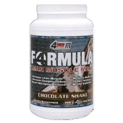 4ever Fit F4rmula Chocolate, 2lb, 2.3 Bottle
