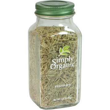 Simply Organic Certified Organic Rosemary