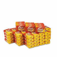 Dial Corp. 00910CT Gold Bar Soap, Fresh Bar, 3.5 oz Box, 72/Carton