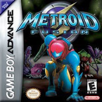 Nintendo Metroid Fusion