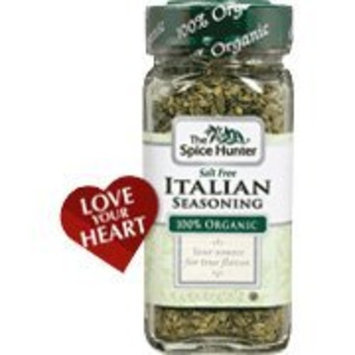 Italian Seasoning, Organic - 0.4 oz,(The Spice Hunter)