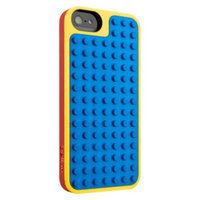 Belkin LEGO Cell Phone Case for iPhone 5 - Multicolor/Yellow