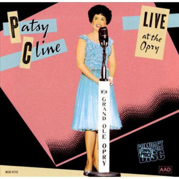 Mca Records Patsy Cline ~ Live at the Opry (new)