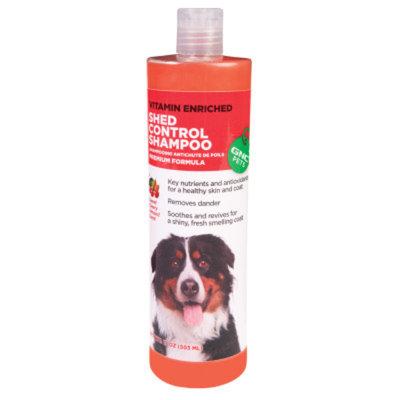 GNC Pets Shed Control Dog Shampoo