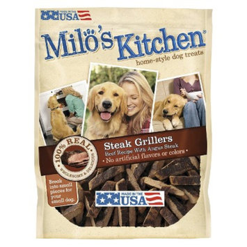 Milo's Kitchen Home Style Dog Treats - Steak Grillers (3 oz)