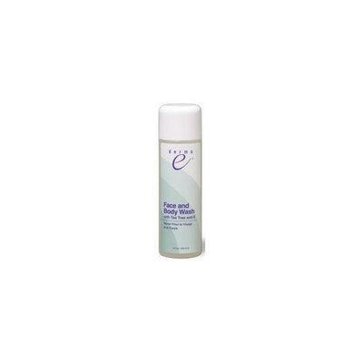 Derma E Tea Tree & E Face & Body Wash 8 fl.  oz.  216908