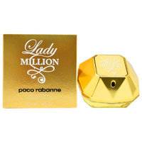 Paco Rabanne Lady Million Eau de Toilette, 1.7 fl oz