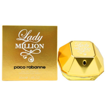 Paco Rabanne Lady Million Eau de Toilette, 1.7 fl oz