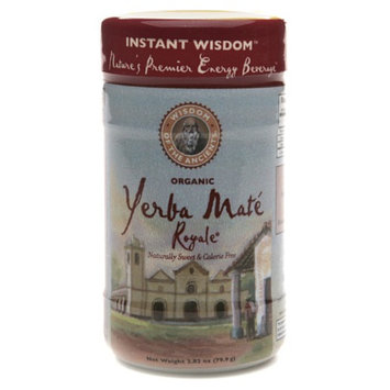 Wisdom of the Ancients Instant Wisdom Yerba Mate Instant Tea