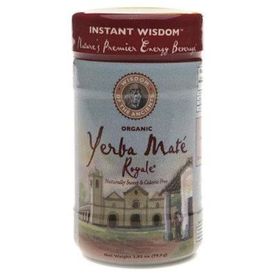 Wisdom of the Ancients Instant Wisdom Yerba Mate Instant Tea