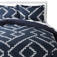 Nate Berkus Harbor Comforter Set - Blue (King)