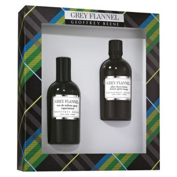 Geoffrey Beene Men's Grey Flannel by Geoffery Beene Fragrance Gift Set - 2 pc