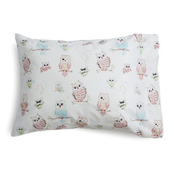 The Little Acorn Baby Owls Toddler Pillow
