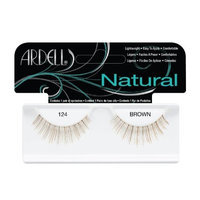 Ardell Fashion Lashes Pair - 124 Brown (Pack of 4)