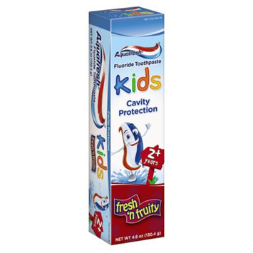 Aquafresh Kids Cavity Protection Toothpaste