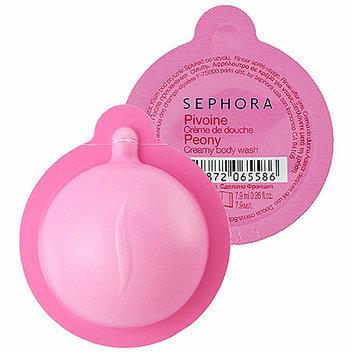 SEPHORA COLLECTION Creamy Body Wash Caps Peony