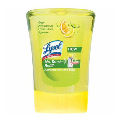 Lysol Citrus No-Touch Hand Soap Refill
