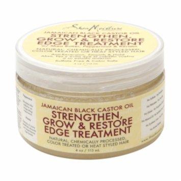 Sheamoisture SheaMoisture Strengthen, Grow & Restore Edge Treatment, Jamaican Black Castor Oil, 4 oz