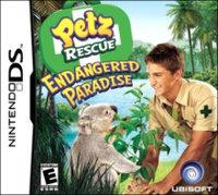 UbiSoft Petz Rescue Endangered Paradise