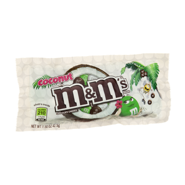 M&M'S® Coconut Chocolate Candies