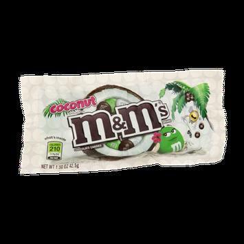 M&M'S® Coconut Chocolate Candies