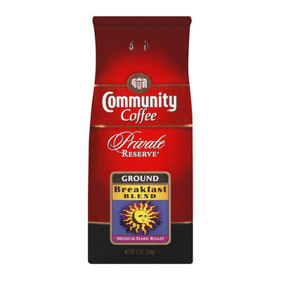 Community Private Reserve Breakfast Blend Ground Coffee